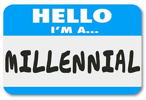 Millennials, millennials, överallt millennials!