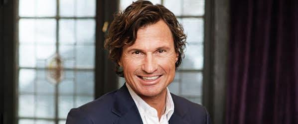 Petter Stordalen. Bild från Chef