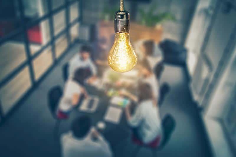 Är din ledningsgrupp en grupp som leder, eller…?