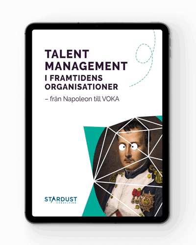 Framtidens talent management