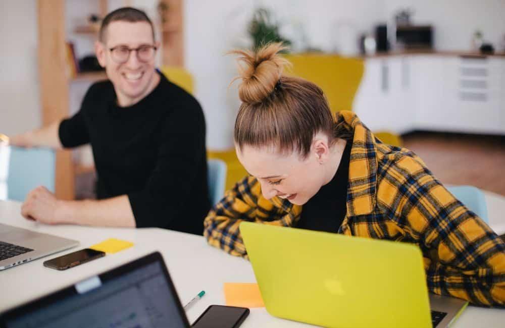 Goda relationer på arbetsplatsen