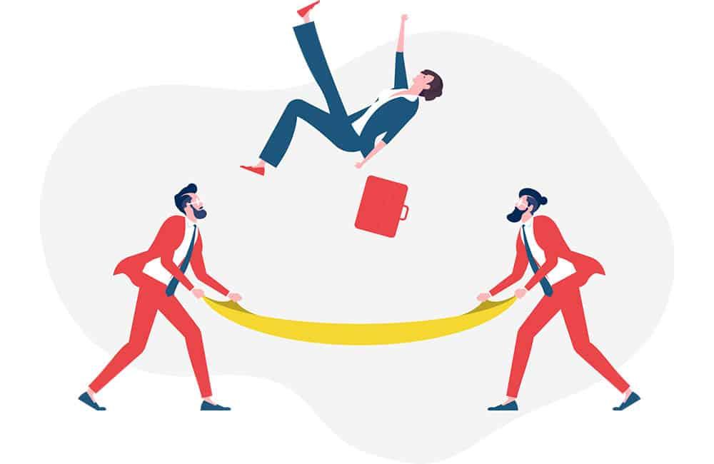 Skapa tillit på arbetsplatsen