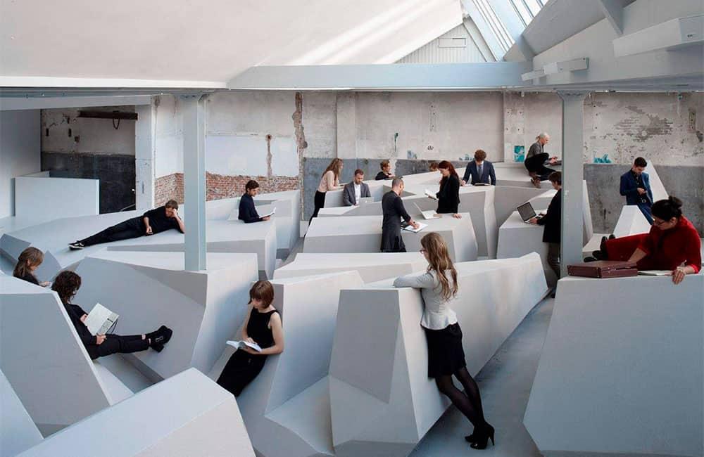 Framtidens arbetsplats